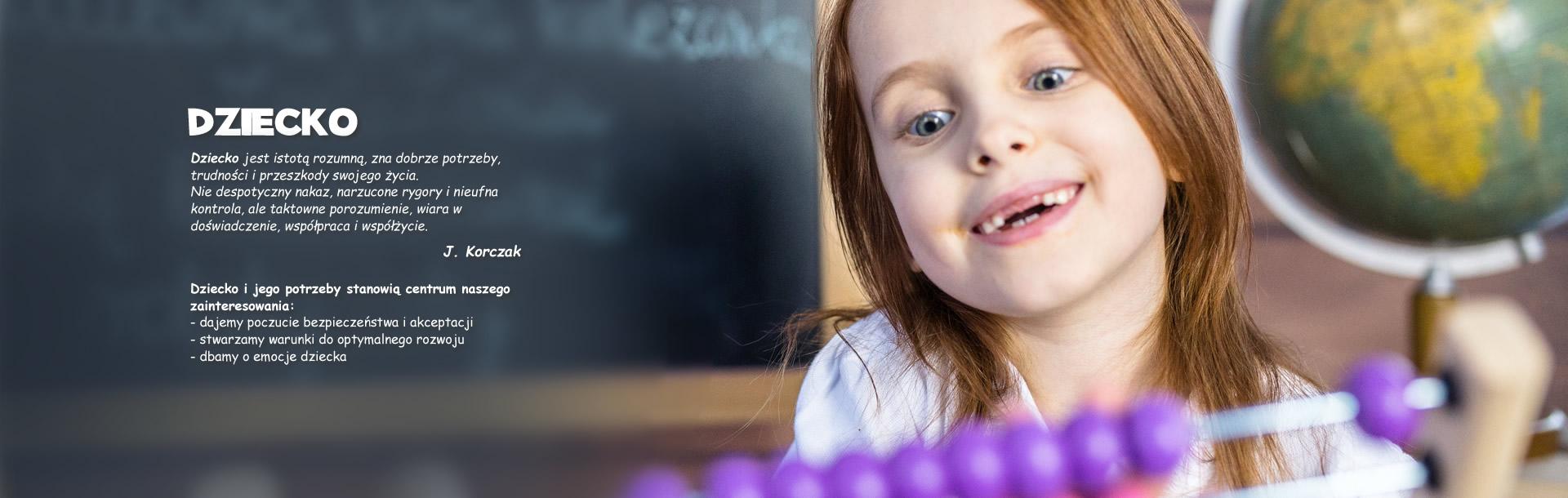 Dziecko jest istotą rozumną, zna dobrze potrzeby, trudności i przeszkody swojego życia.